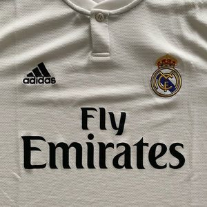 adidas Shirts - Real Madrid Adidas official climalite Jersey Shirt